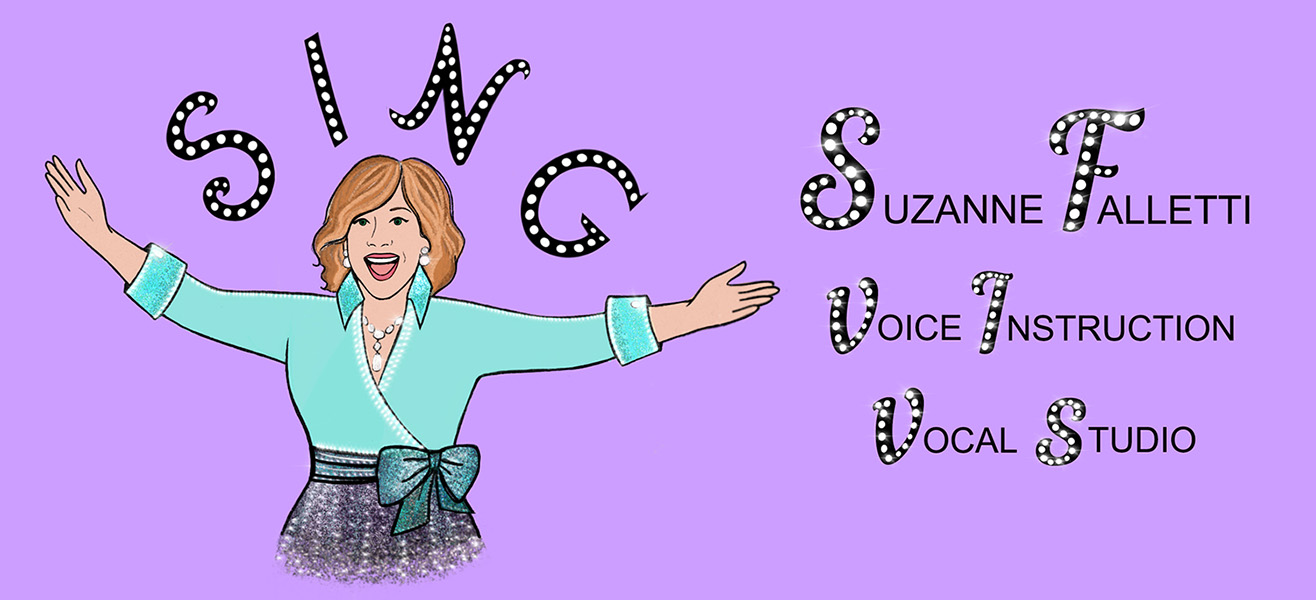 Suzanne Falletti Singing Teacher Voice Lessons Vocal Studio